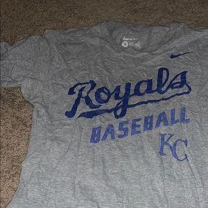 Men's Kansas City Royals T shirt Small